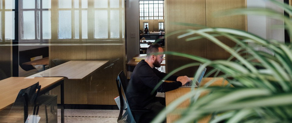 Hvorfor leie ut kontorplasser?