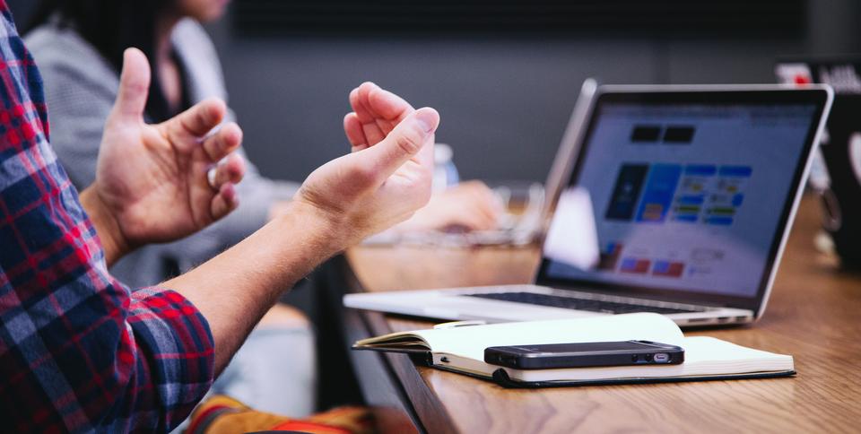 5 fordeler med å leie på et coworking space